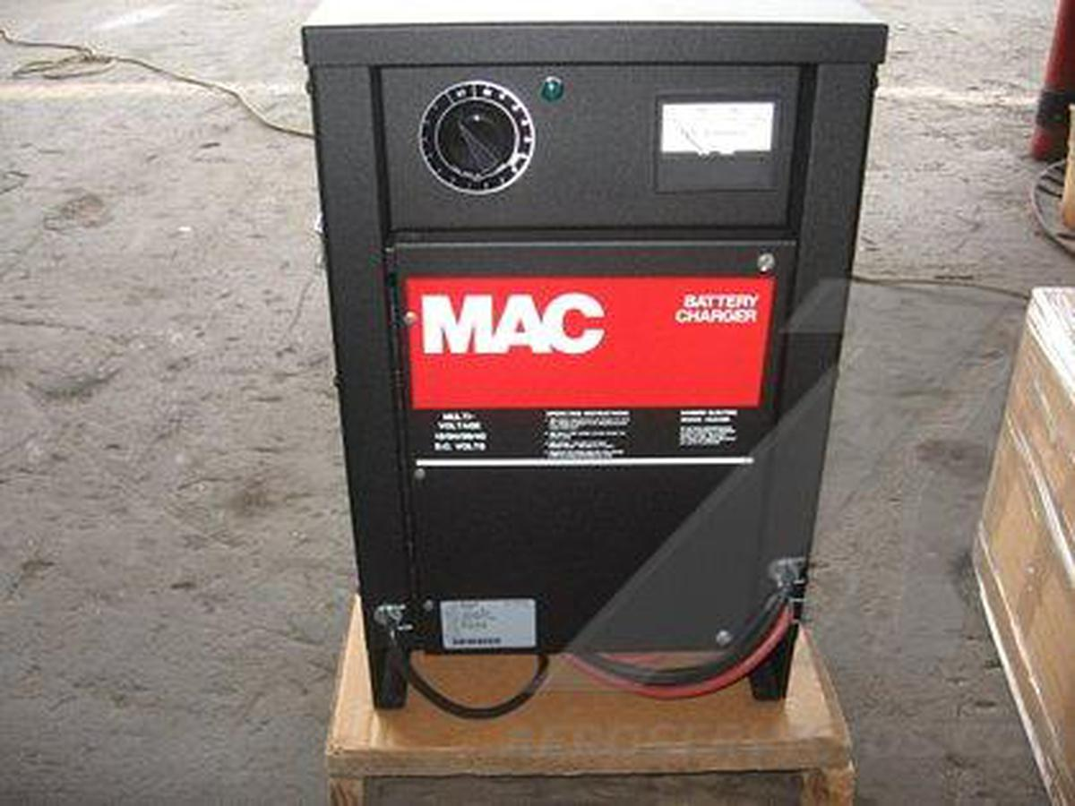 2007 Motor Generator Corp. Battery Charger MCM 50A