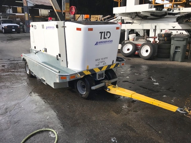 Ground Power Unit TLD GPU 409-E-CUP Tier 3