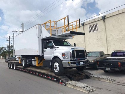2018 Catering Truck  Ford F-650 Super Duty