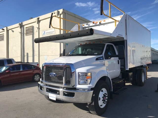 Catering Truck Ford/ Global F-650/CT-16