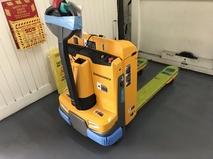 2019 Electric Walkie Pallet Truck- 4,500 lbs