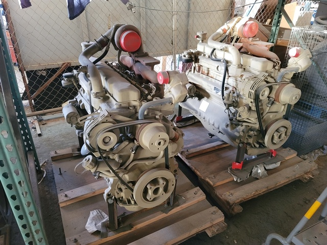 Engine John Deere 6059T