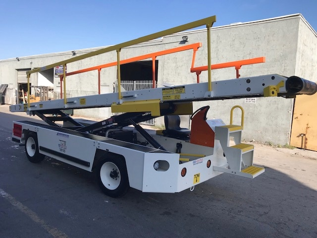 Belt Loader Tug 660-28 Smart Sense