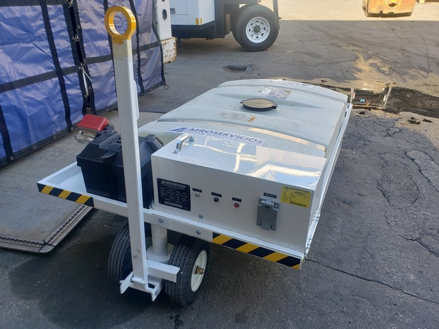 Electric Potable Water Cart -Standard GSE STD-PC 110E