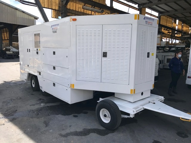 Air Conditioning Unit ACE-802-349s - 110 Tons