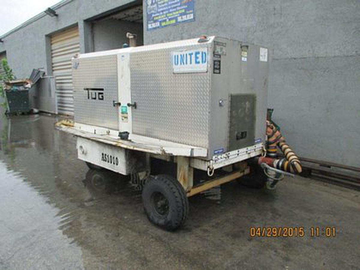 Air Start Unit Tug AS-100 - 100 PPM
