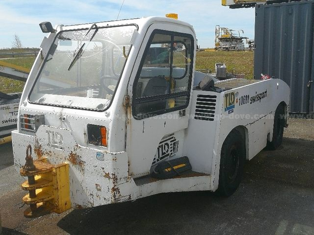 Push Back Tractor TLD TMX-150-15