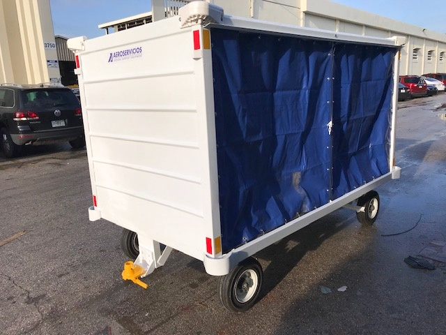 Baggage Cart Wasp A02022D