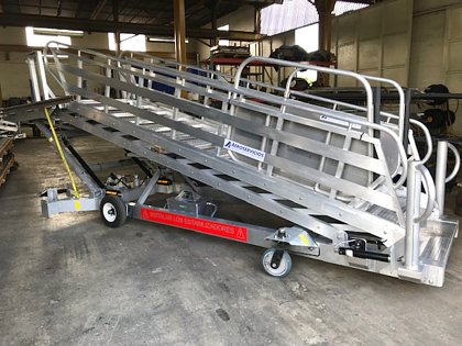 2019 Standard GSE-All Aluminum 95-128 in