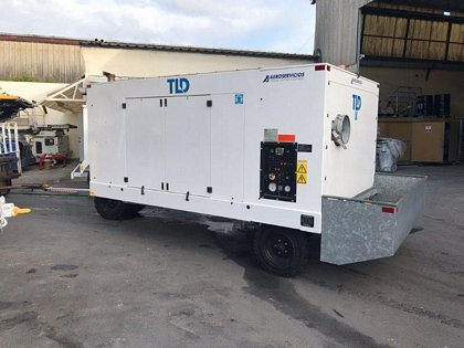 2017 TLD ACU-804-H-CUP + Heating Unit
