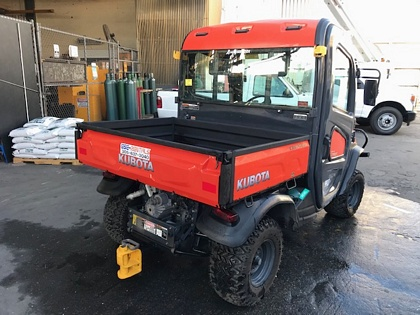 Ultity Vehivcle Kubota RTV- X1100C 4WD