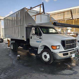 Catering Truck Ford/ Global F-650/ CT16-168