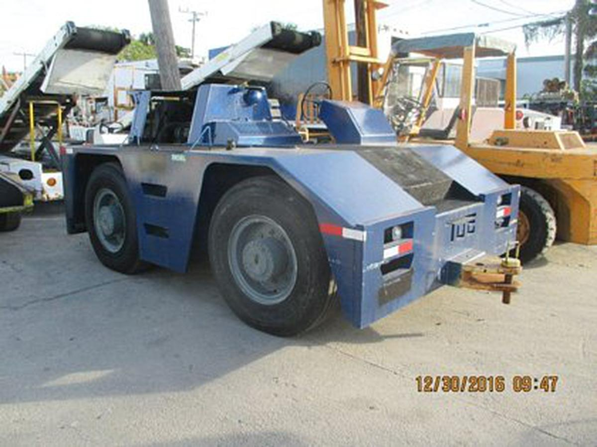 Push Back Tractor Tug MC15-4