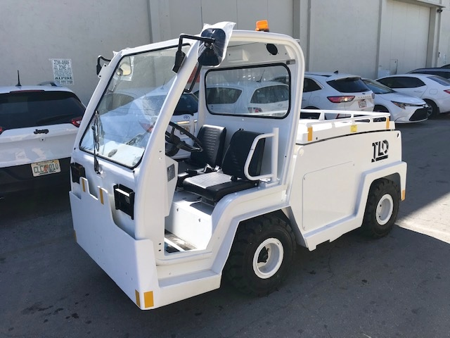 Baggage Tractor Electric TLD TEX-20
