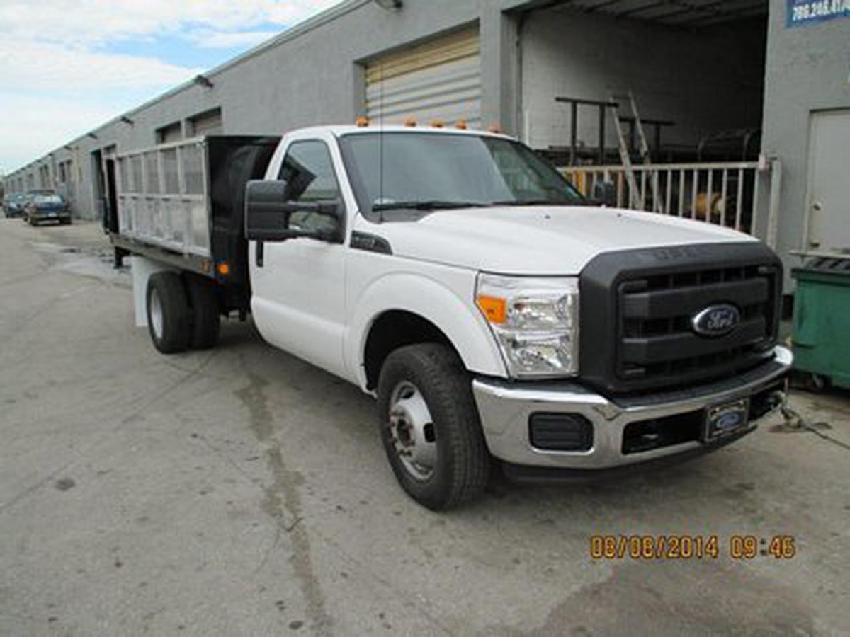 2014 Ford F-350 Super Duty Reg.Cab