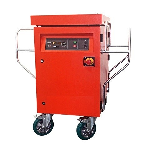 Mobile Electrical Ground Power Unit PV45 - 45 kVA