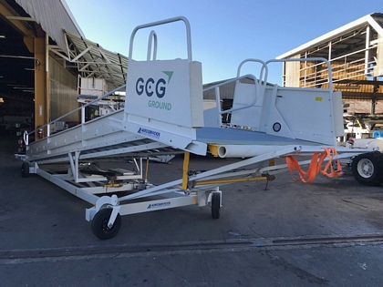 2019 Clyde-15F2830 Wide Body Pax. Stair