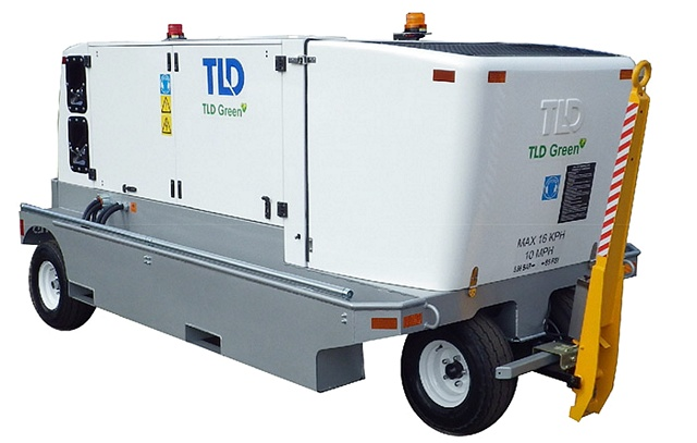Ground Power Unit TLD GPU 418-E-CUP Tier 4F- 180 kVA