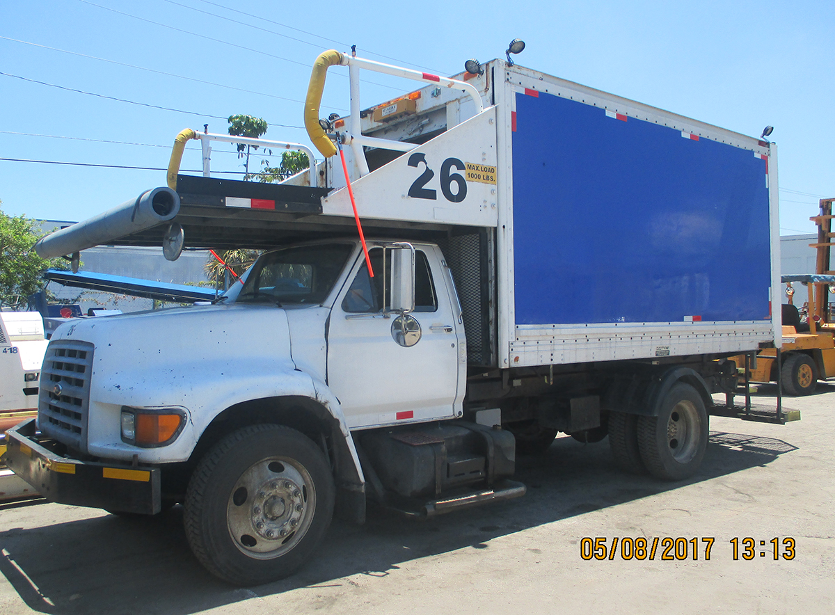 Catering Truck Ford/Hi Way F-650/ MDL 4CB14X