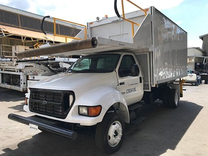 Catering Truck Ford/ Global F-650/CT16-168
