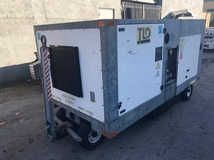 Trailer Mounted Aircraft Heating Unit TLD 2075 FDP