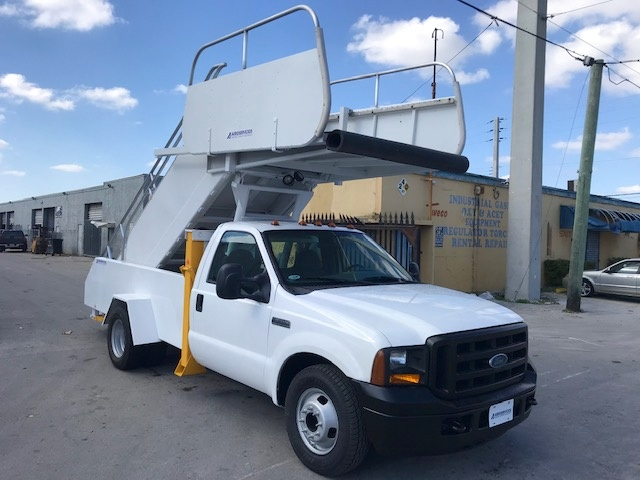 Stair Truck Ford/Wollard F-350/TMPS-200