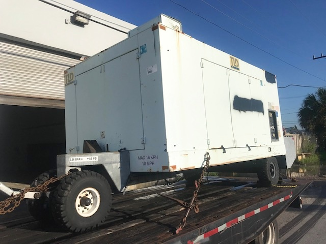Air Conditioning Unit TLD ACU 804-DUP - 65 tons