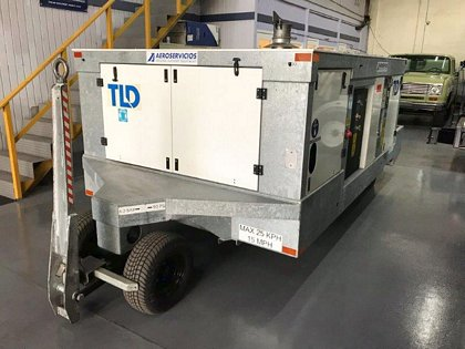2016 TLD ACU 302-H-CUP + Heating Unit
