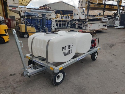 Potable Water Service Cart STD-PC 310 gl. Galvanized