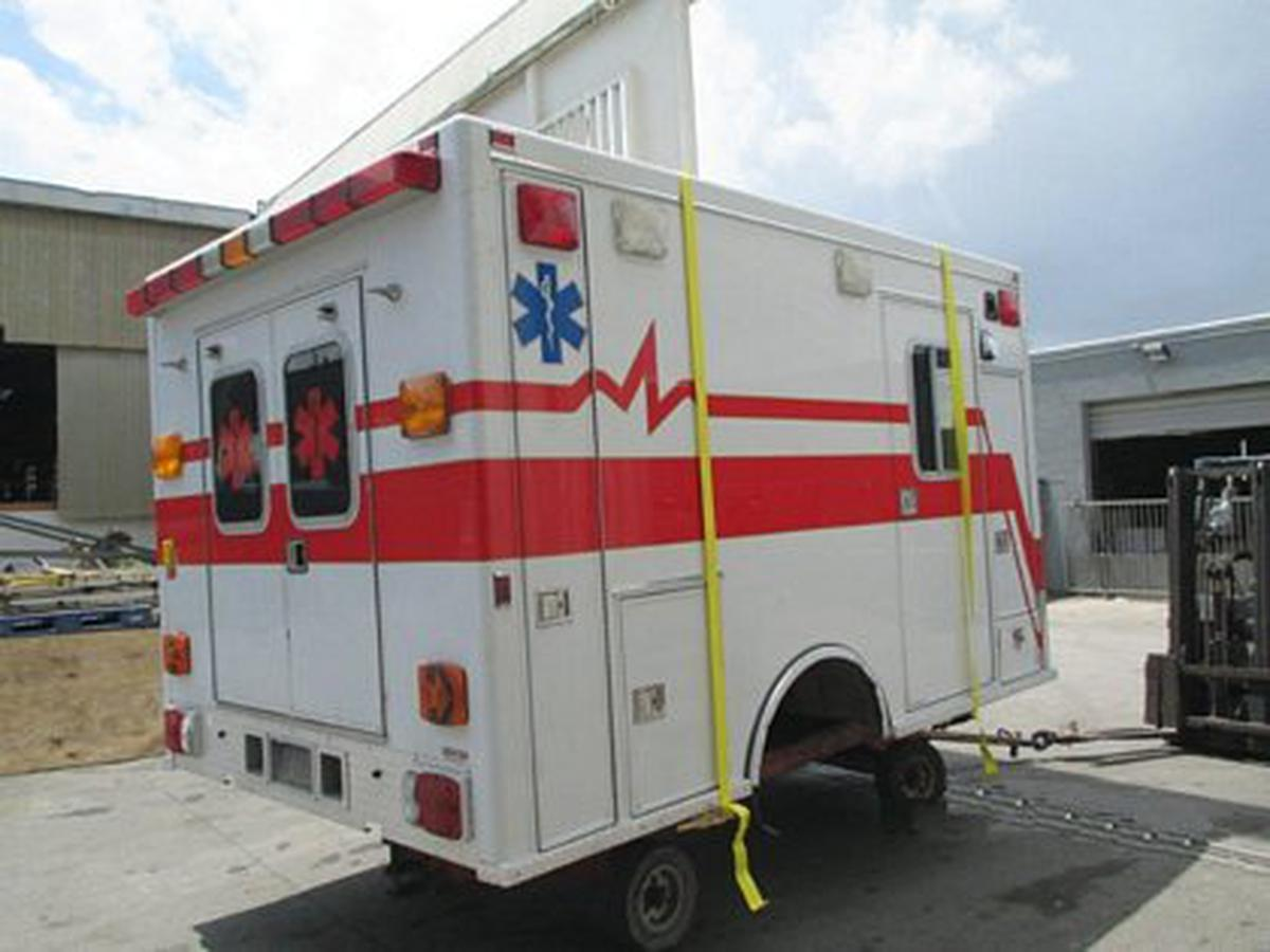 Ambulance Box Utilimaster Type I