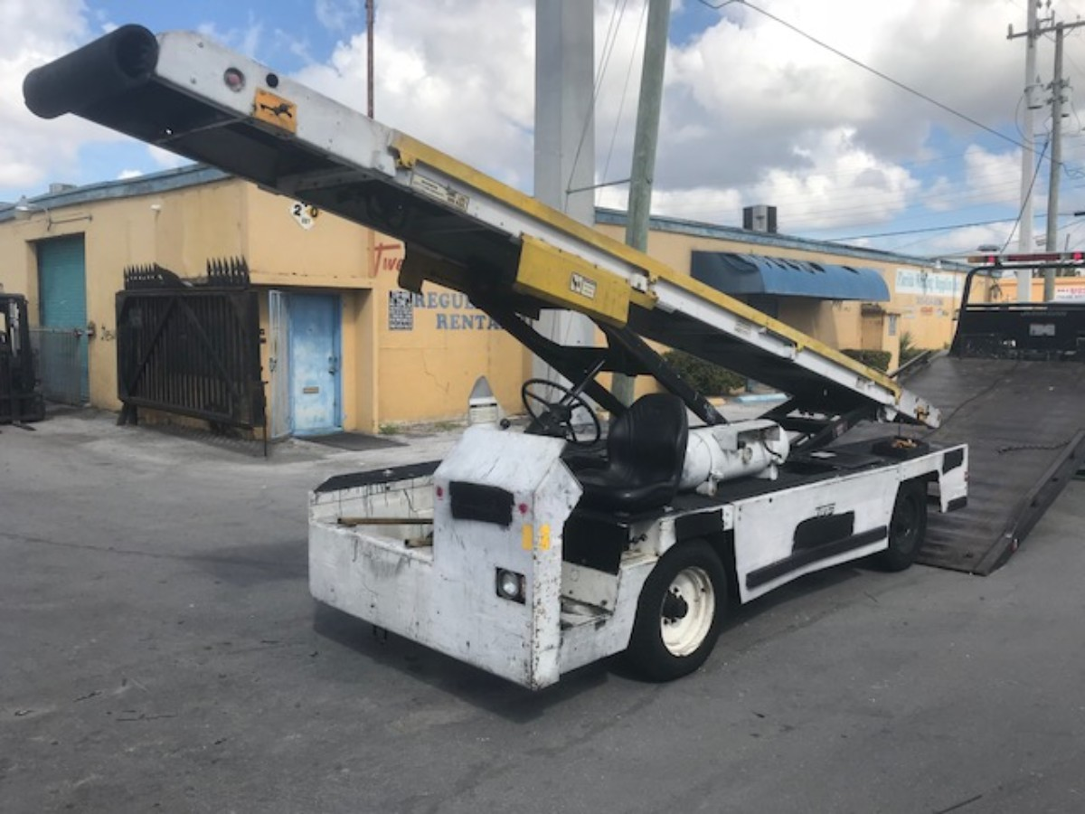 Belt Loader Tug 660- 2.3L