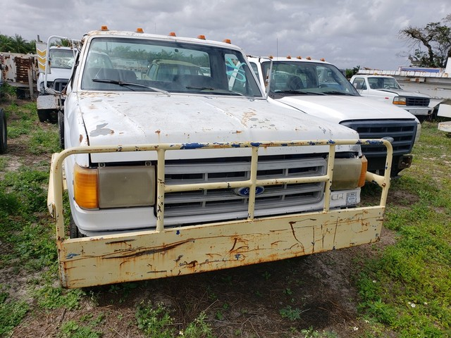 Truck Chassis Ford F-350