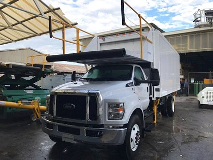 2019 Catering Truck Ford F-650 Super Duty