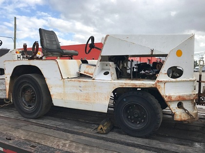 Baggage Tractor Harlan HTAG-50