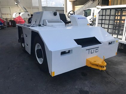 1987 Tug Mfg MC15-4 + Weights to 22,890 lbs
