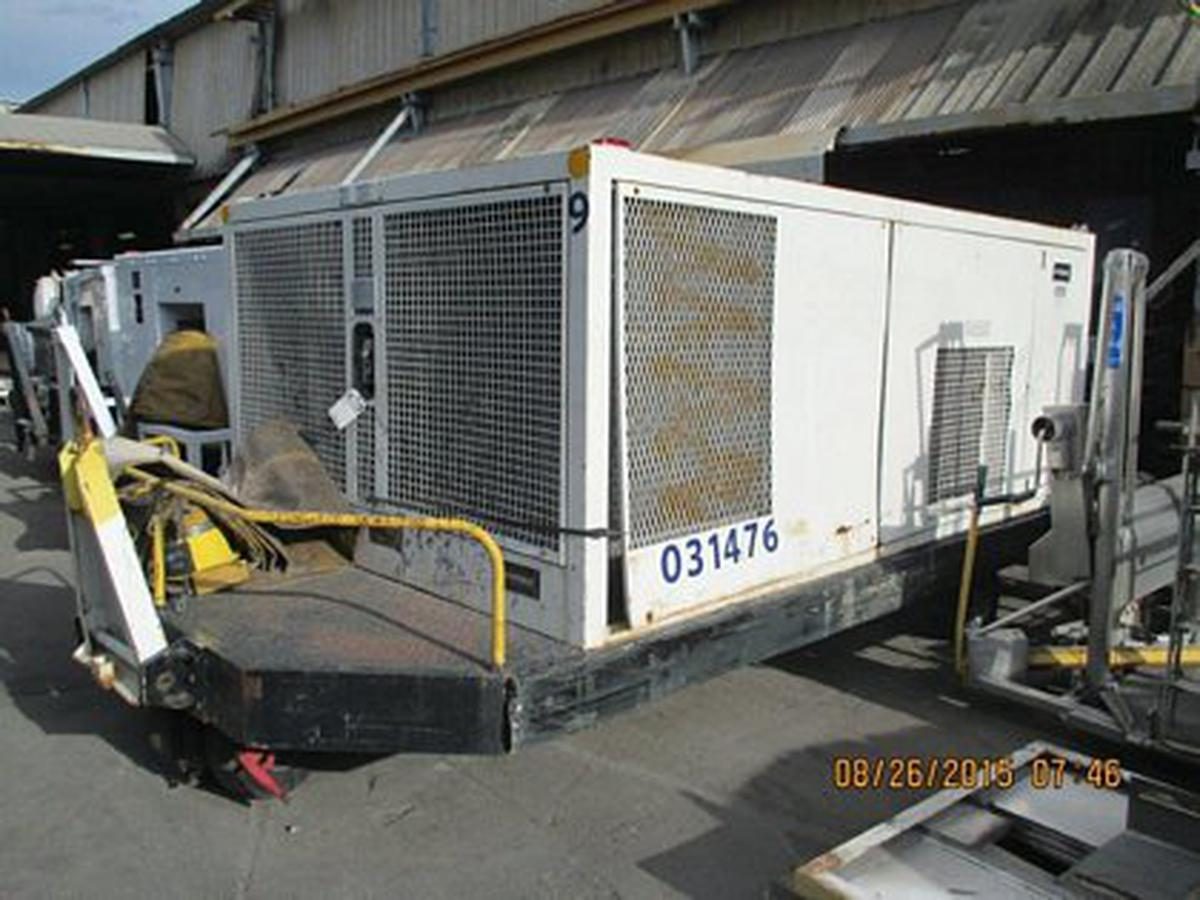Air Conditioning Unit Air A Plane 1520DE